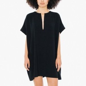 American Apparel Adia Crepe Dress